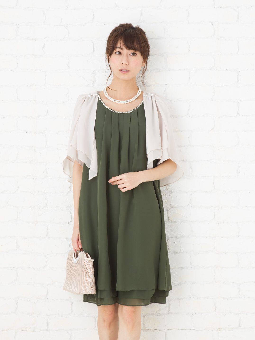 apres jour ドレス4点セット / Mサイズ (DFC0017)