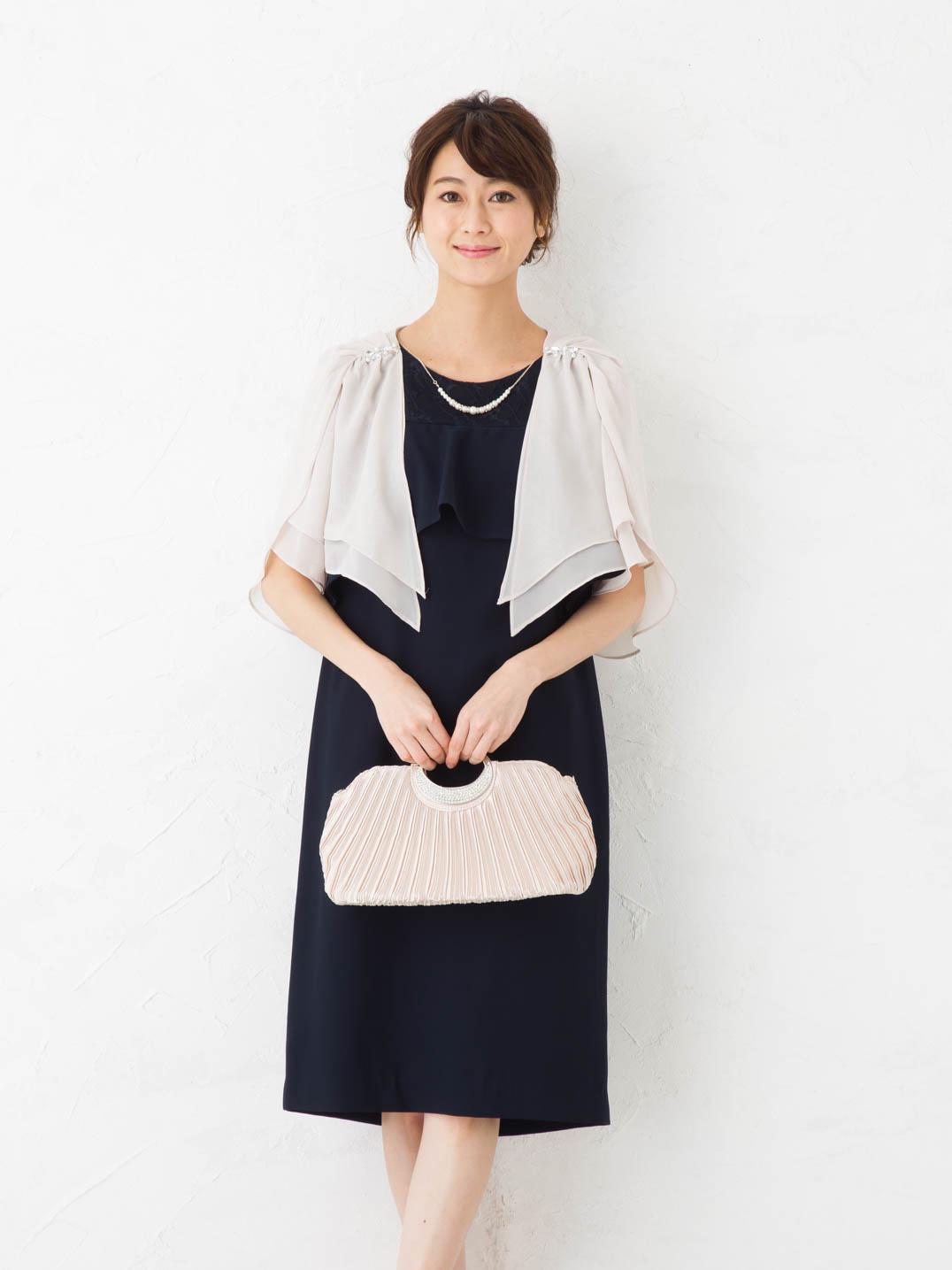 REPLETE  ドレス4点セット / Mサイズ (DFC0020)