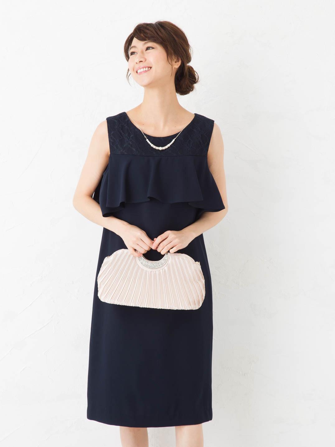 REPLETE  ドレス / Mサイズ (DFC0020)