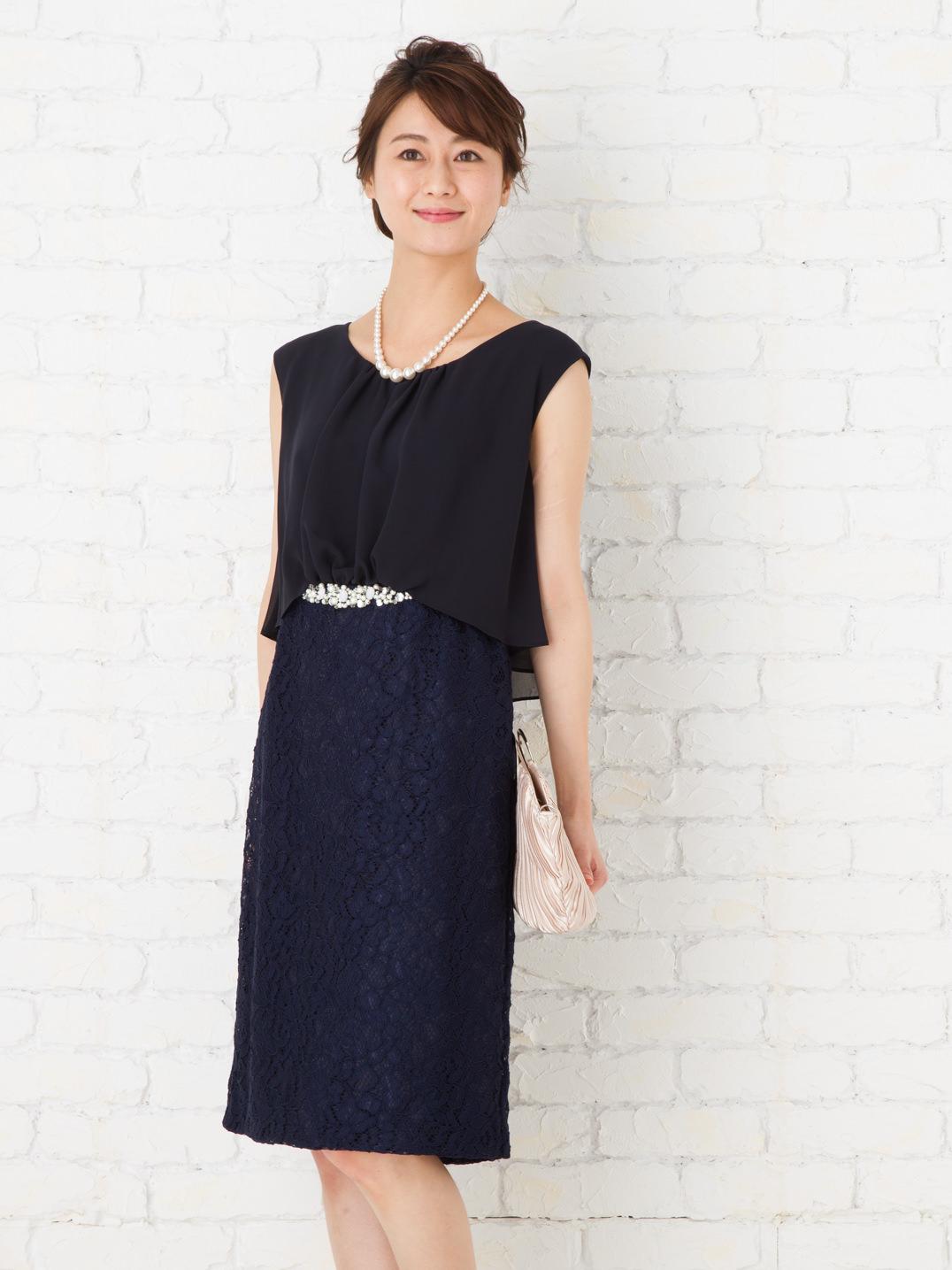 apres jour ドレス / Mサイズ (DOC0025)