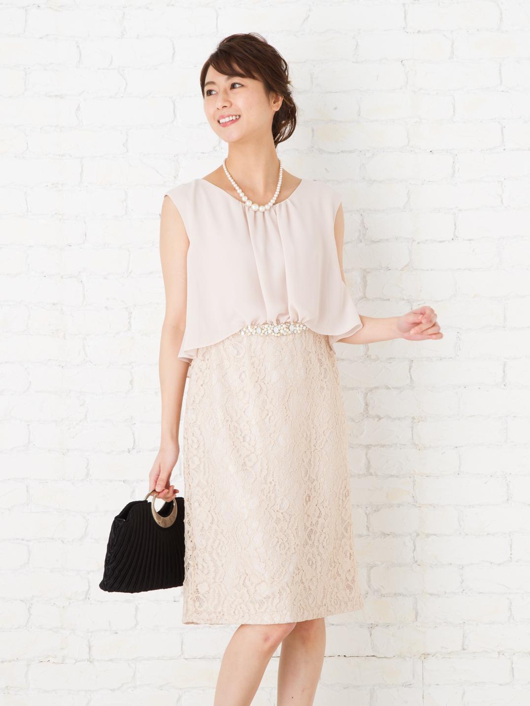 apres jour ドレス / Mサイズ (DOC0026)