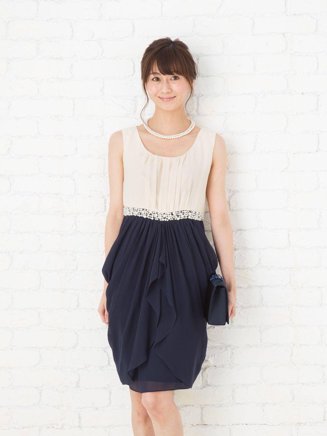 apres jour ドレス / Mサイズ (DOC0059)