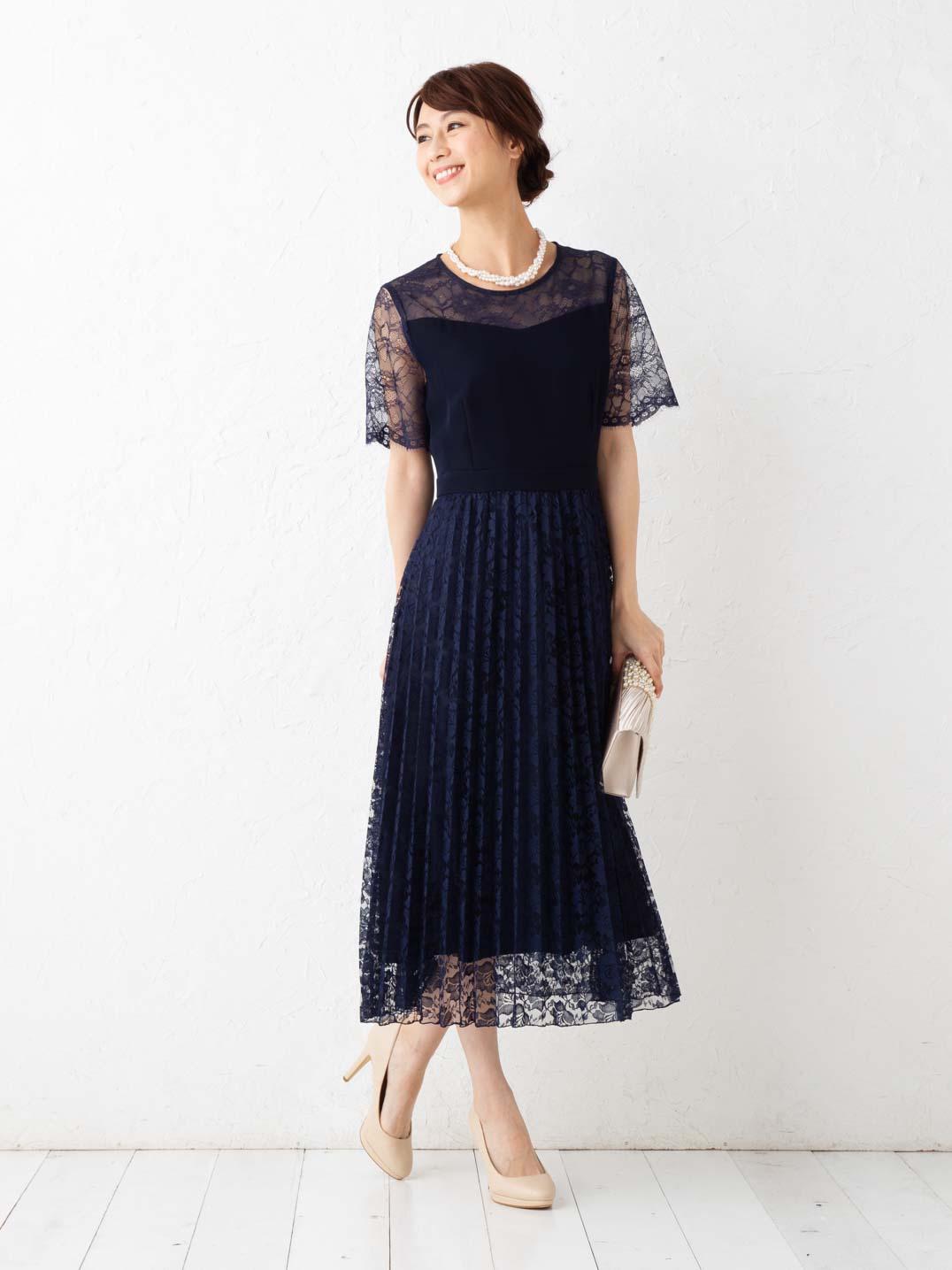 REPLETE ドレス / 2Lサイズ (DOC0106)