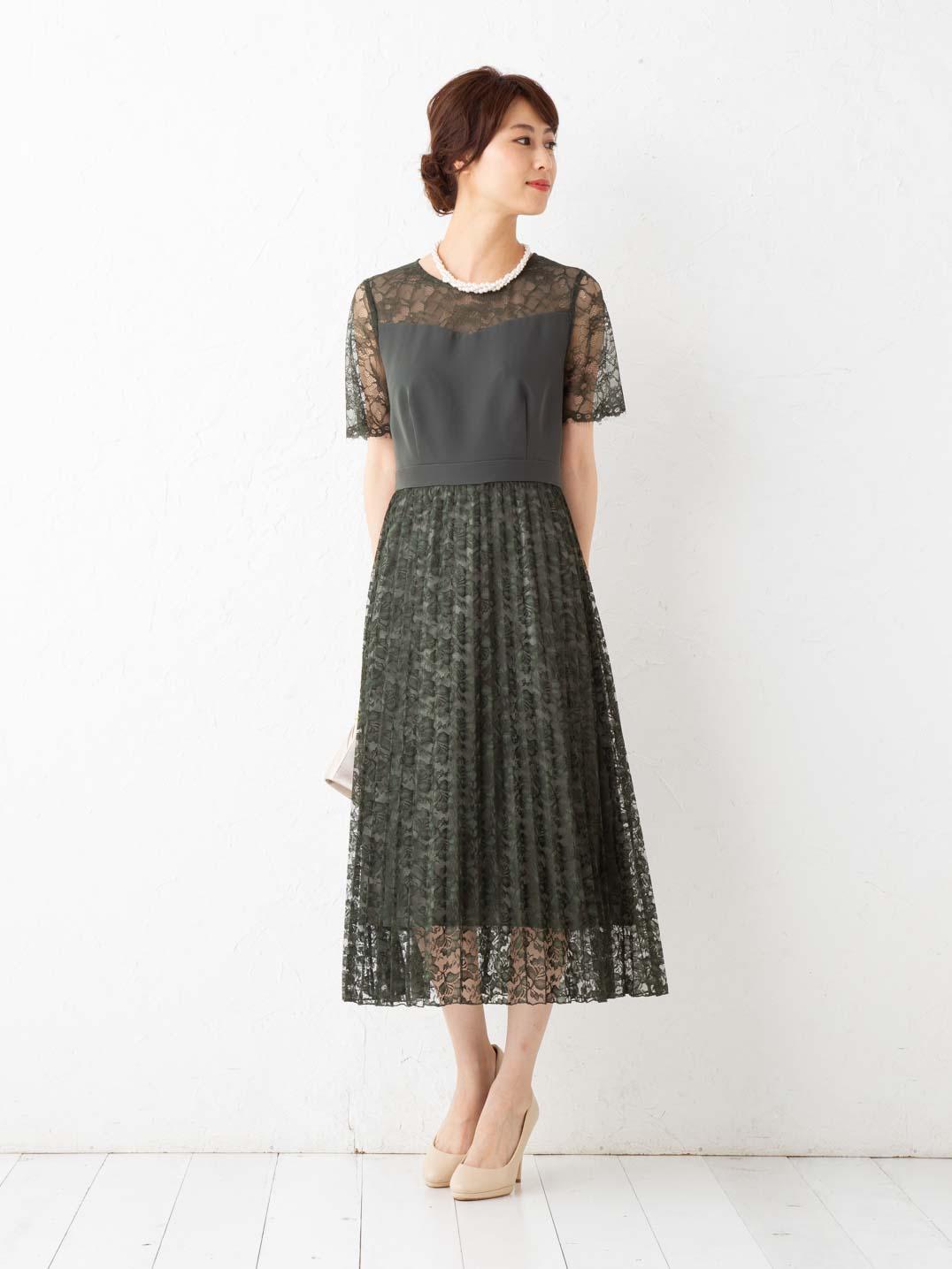 REPLETE ドレス / Mサイズ (DOC0107)