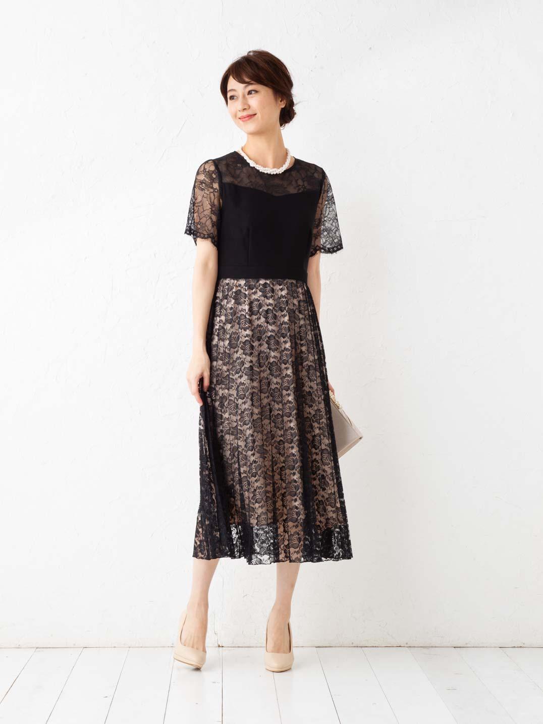 REPLETE ドレス / Mサイズ (DOC0109)
