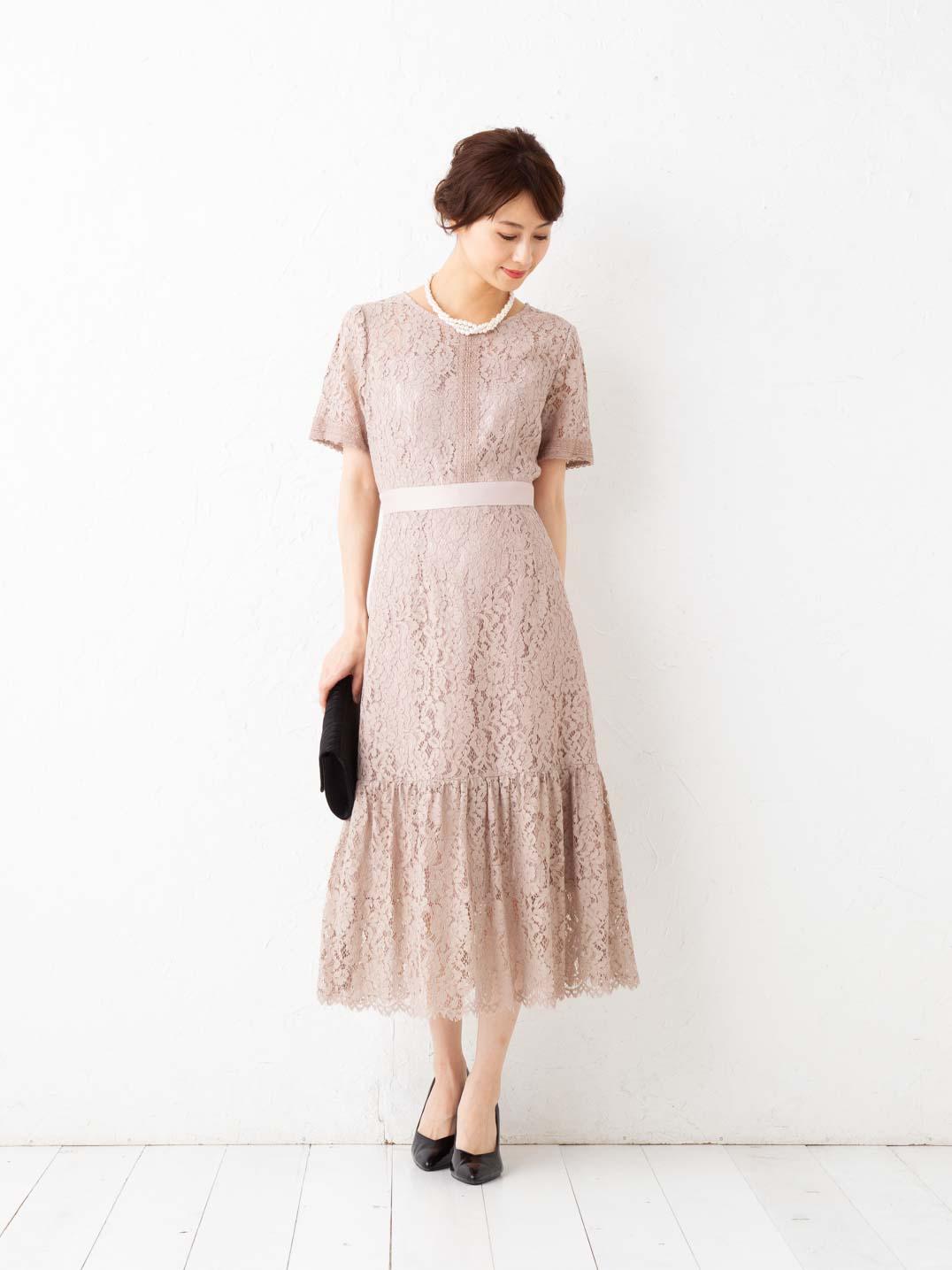 REPLETE ドレス / Mサイズ (DOC0112)