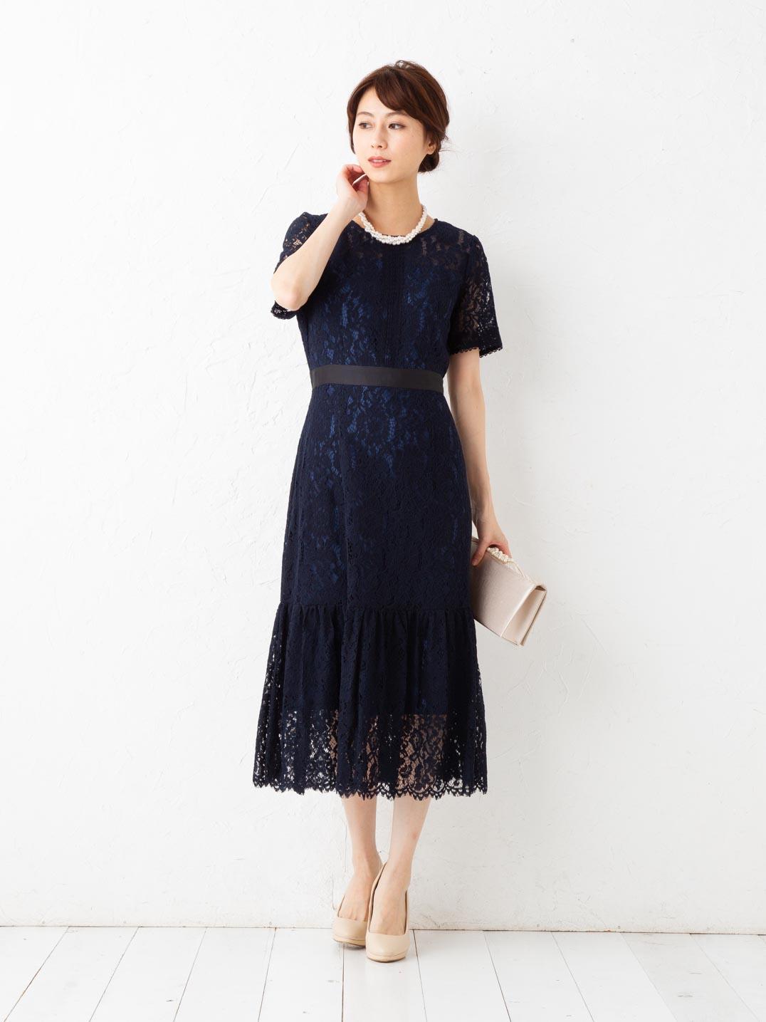 REPLETE ドレス / Mサイズ (DOC0113)