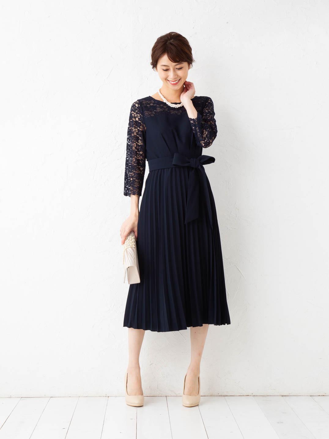 REPLETE ドレス / Mサイズ (DOC0118)