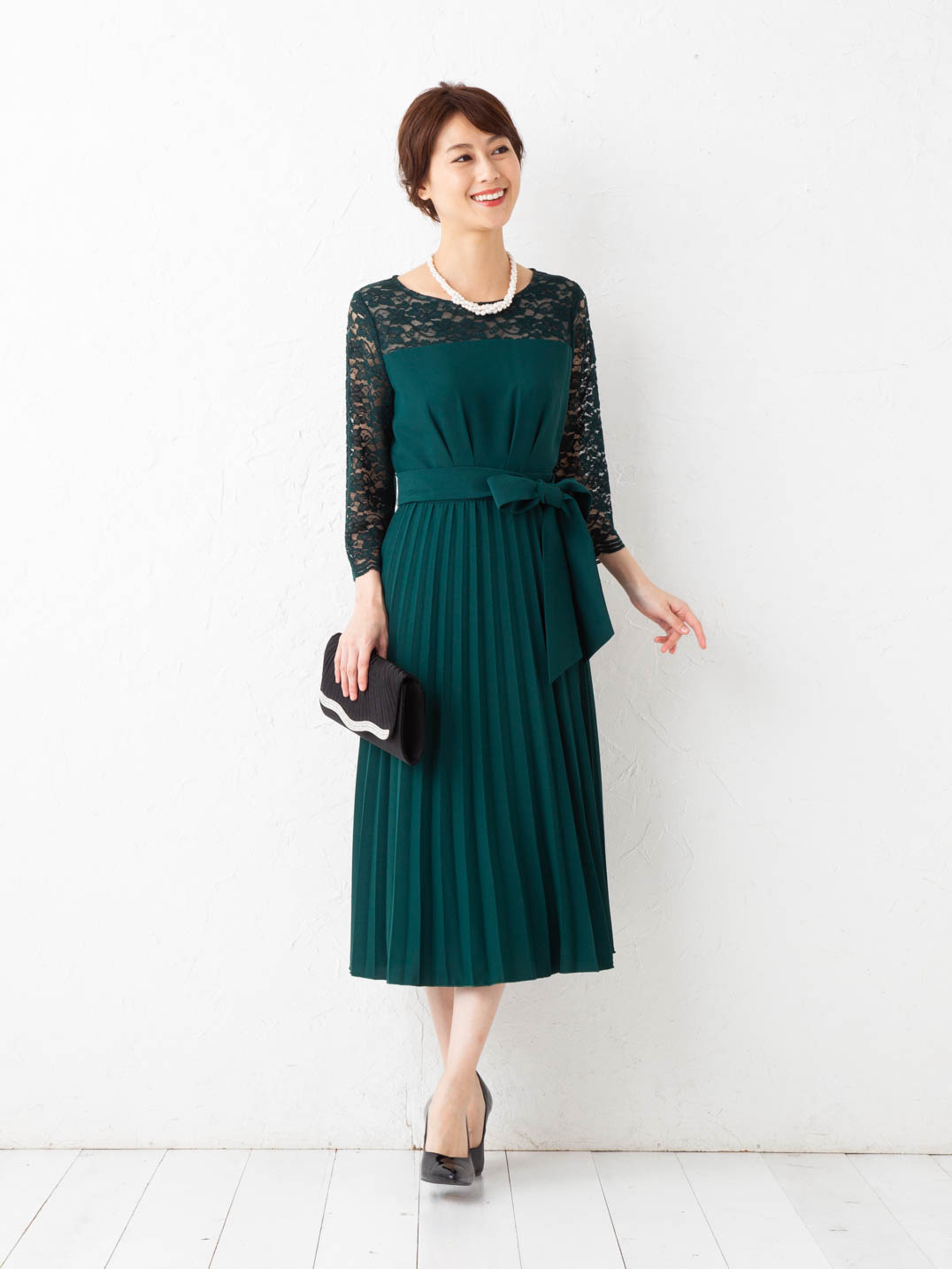 REPLETE ドレス / Mサイズ (DOC0119)