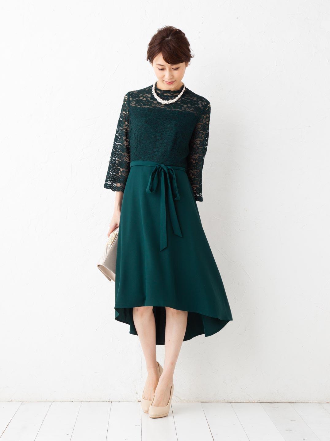 REPLETE ドレス / Mサイズ (DOC0121)