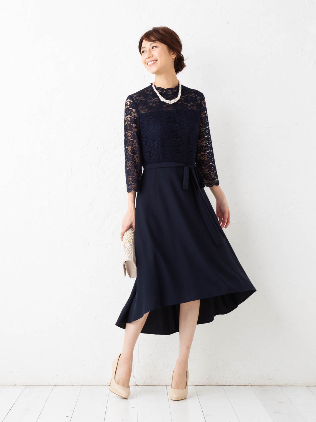 REPLETE ドレス / Mサイズ (DOC0122)