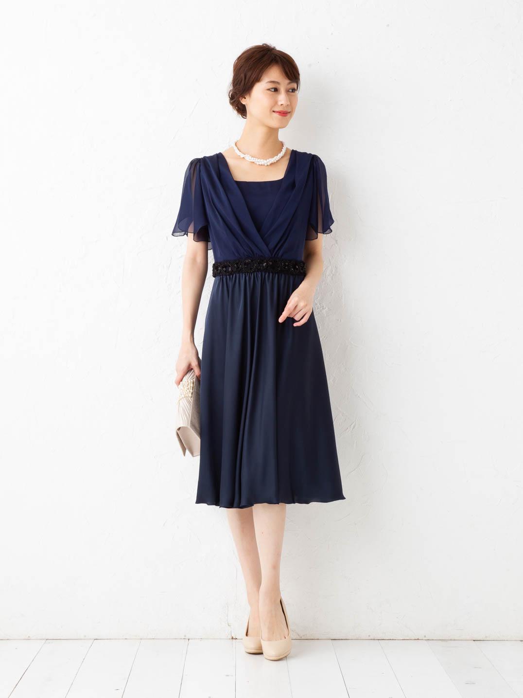 She's ドレス / 2Lサイズ (DOC0123)
