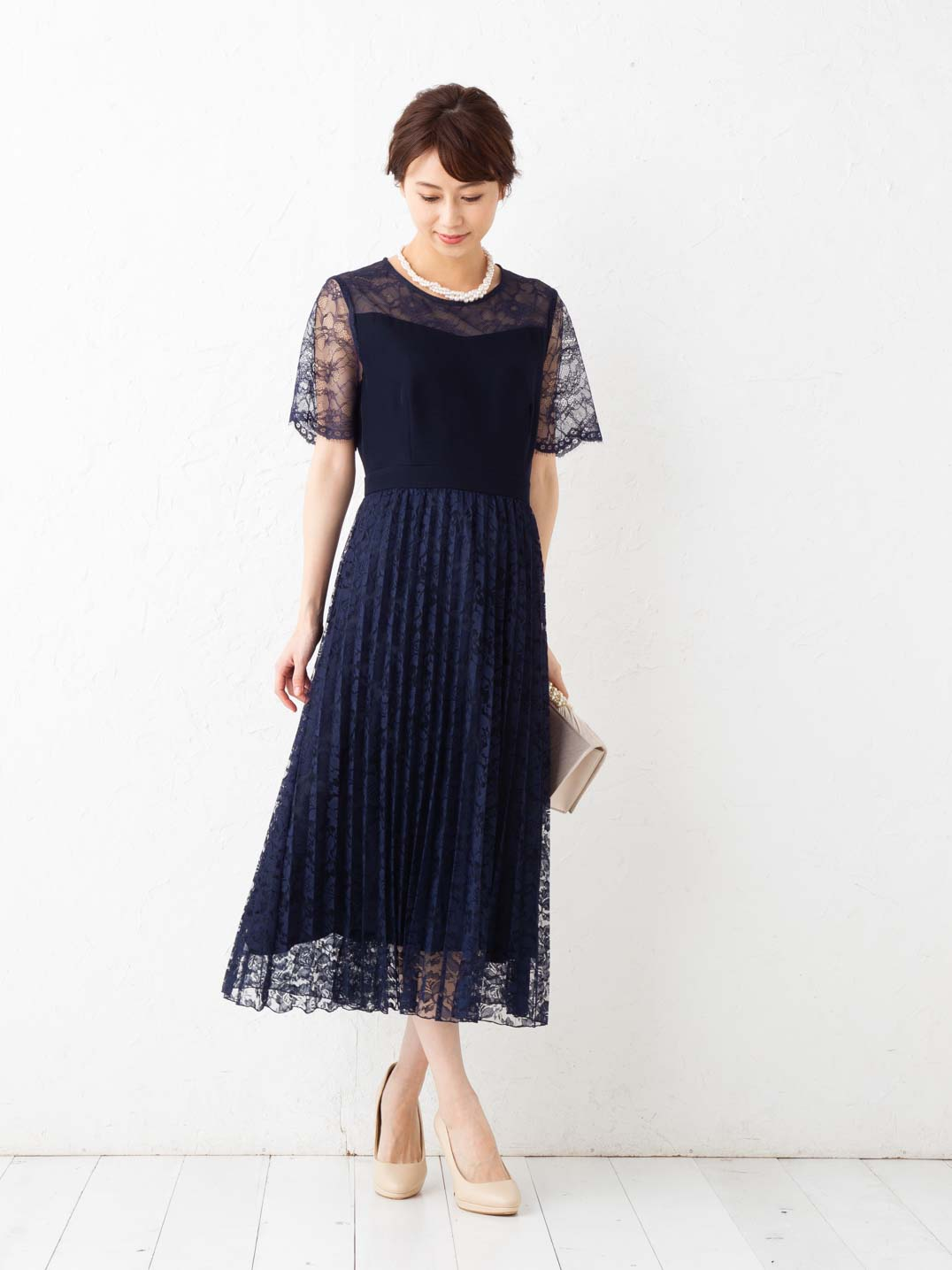 REPLETE ドレス / Mサイズ (DOC0124)