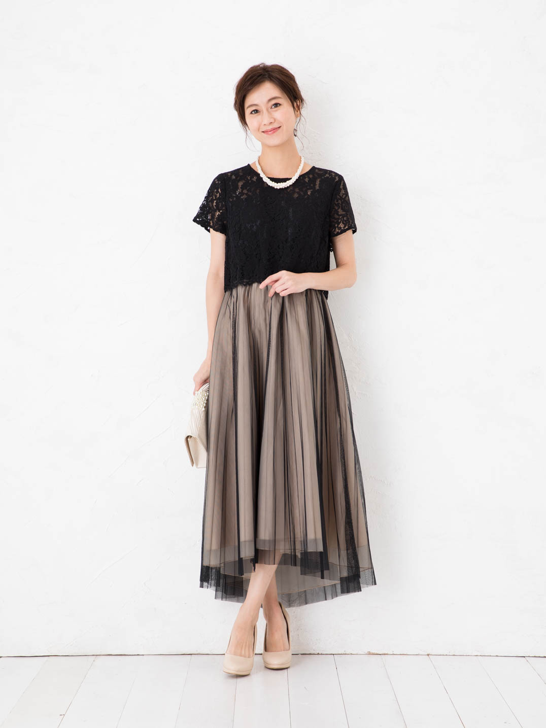 REPLETE ドレス / Mサイズ (DOC0130)