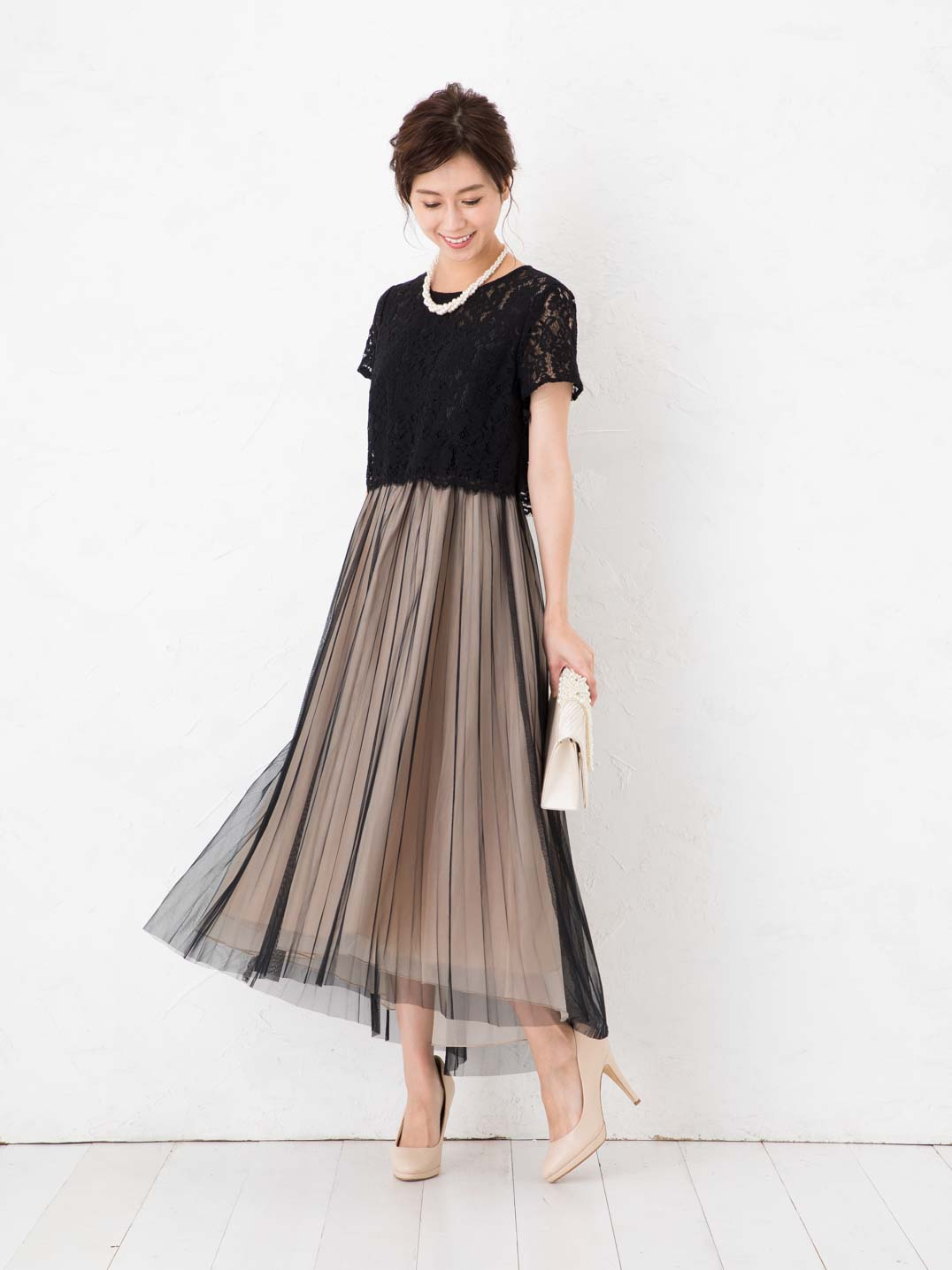 REPLETE ドレス / Lサイズ (DOC0131)