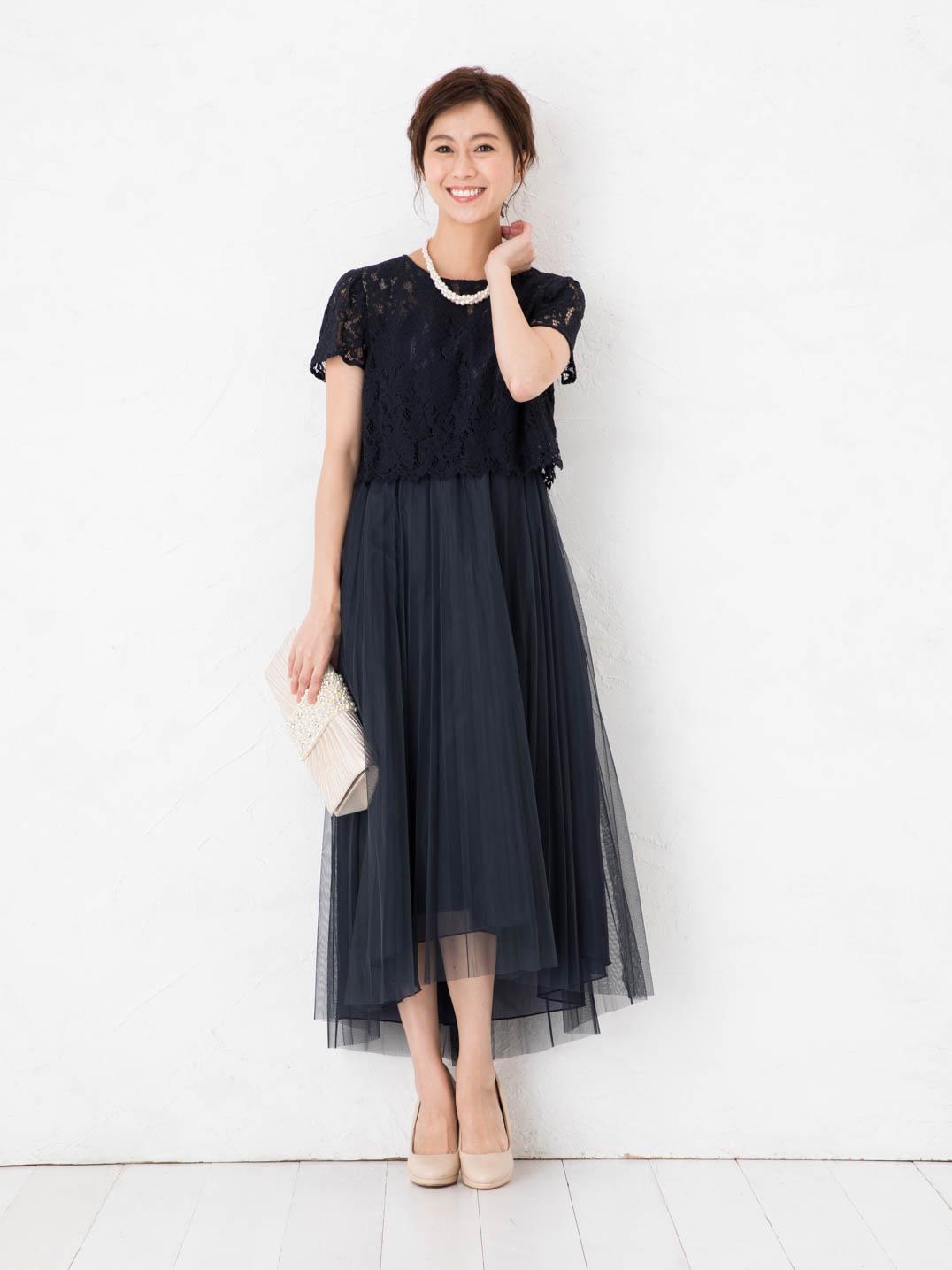 REPLETE ドレス / Mサイズ (DOC0132)