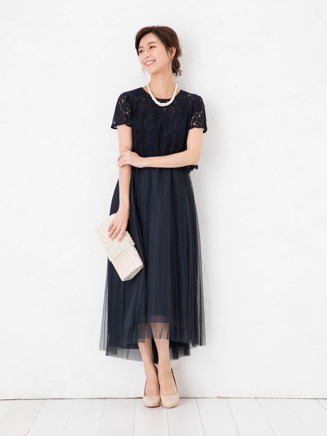 REPLETE ドレス / Lサイズ (DOC0133)