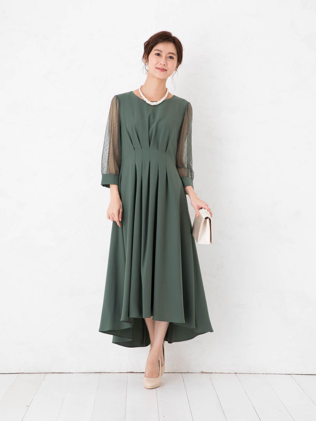 REPLETE ドレス / Mサイズ (DOC0137)