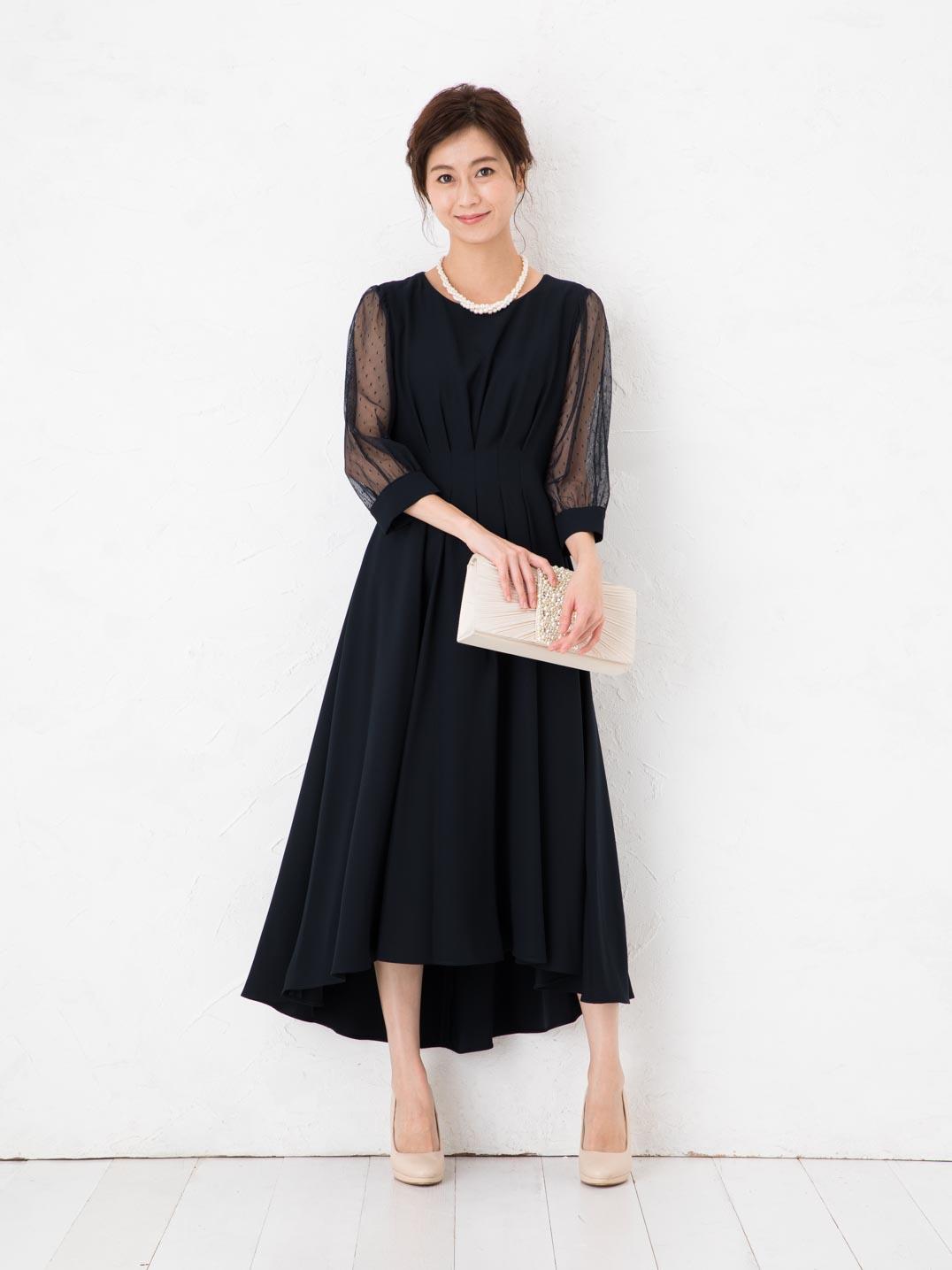 REPLETE ドレス / Mサイズ (DOC0138)