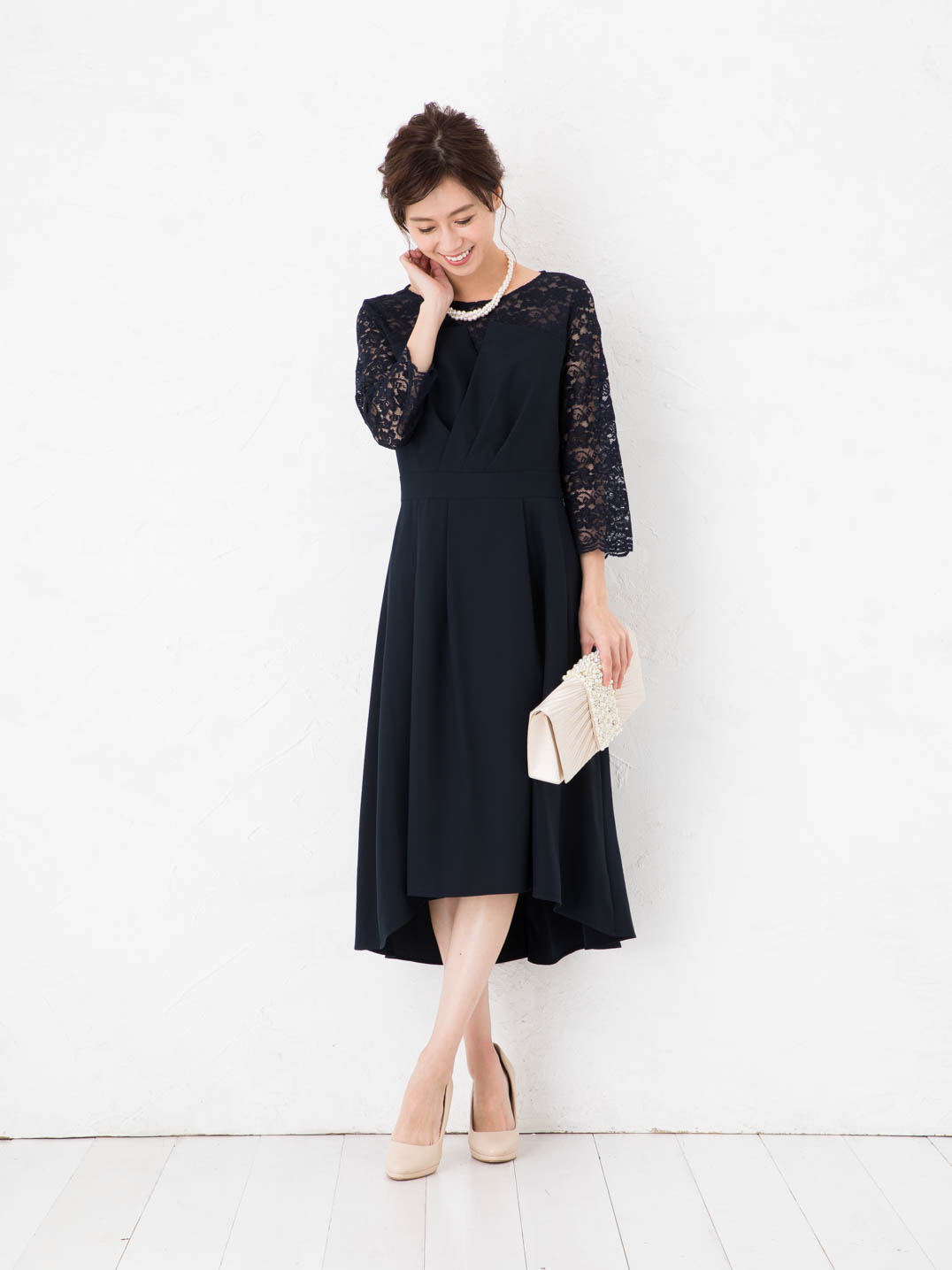 REPLETE ドレス / Mサイズ (DOC0140)