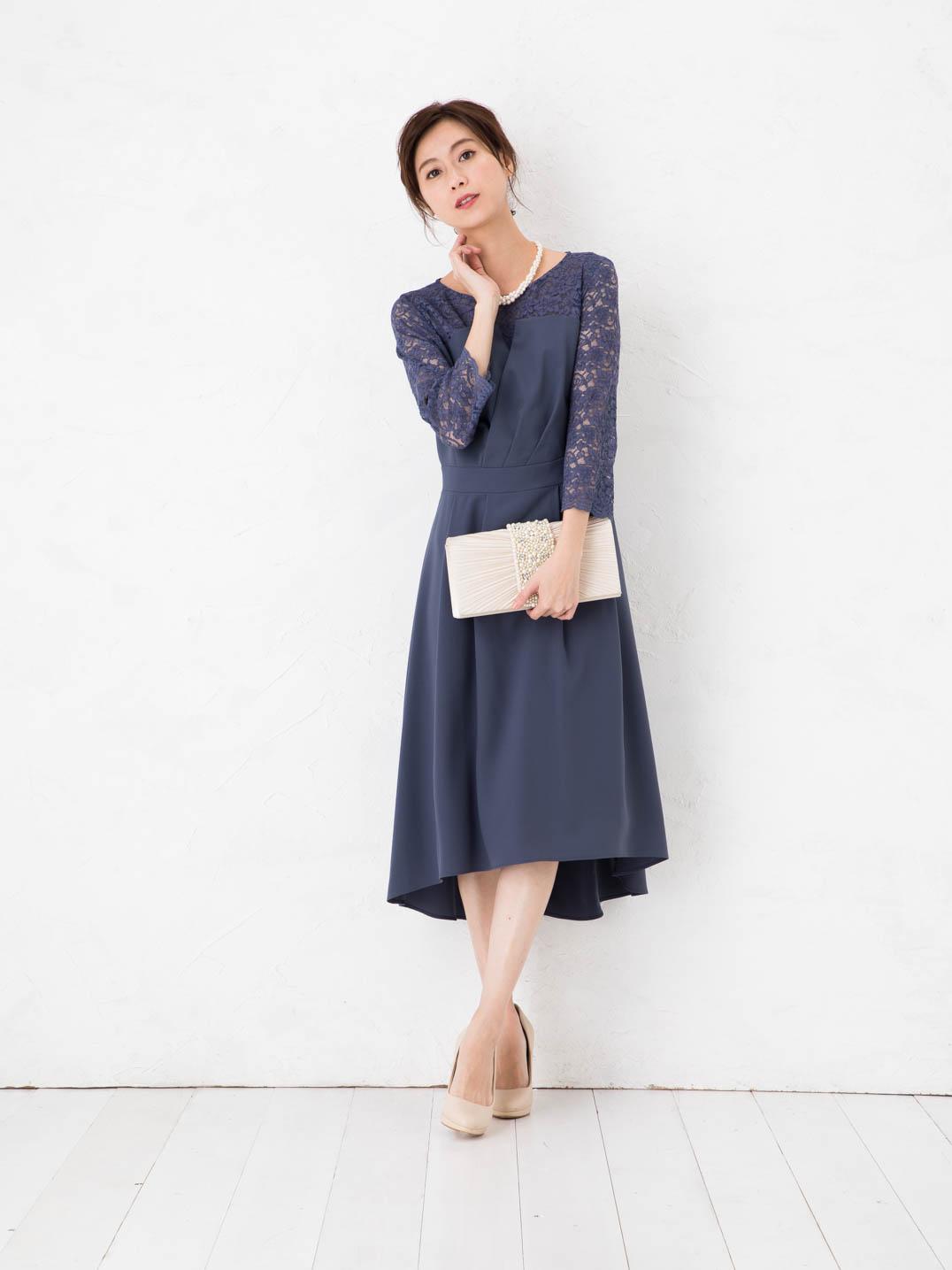 REPLETE ドレス / Mサイズ (DOC0141)