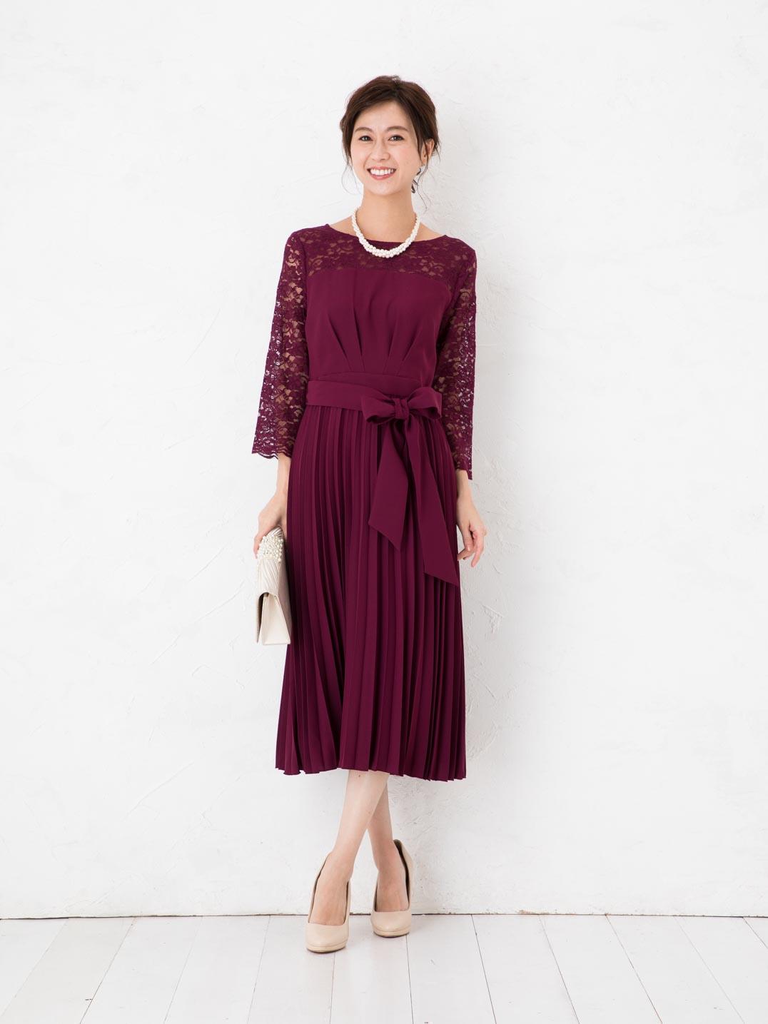 REPLETE ドレス / Mサイズ (DOC0142)