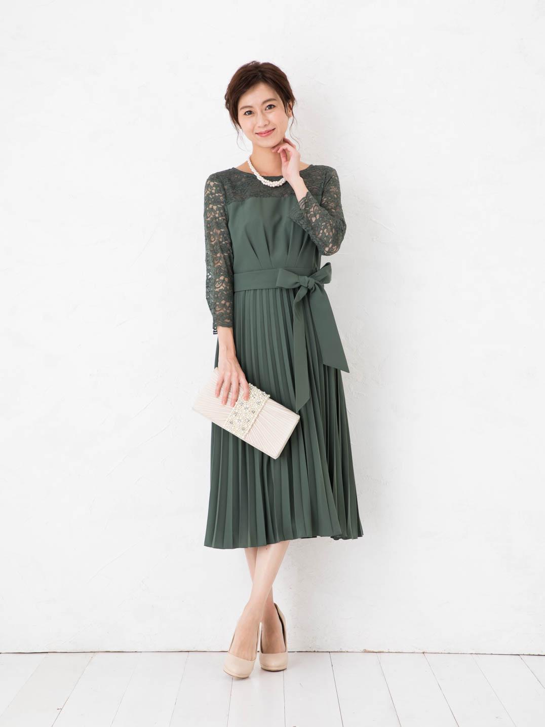 REPLETE ドレス / Mサイズ (DOC0144)