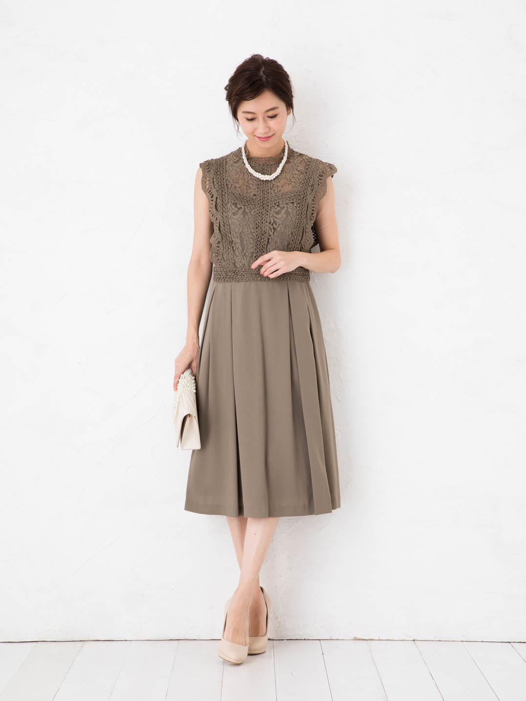 Je super ドレス / Mサイズ (DOC0157)