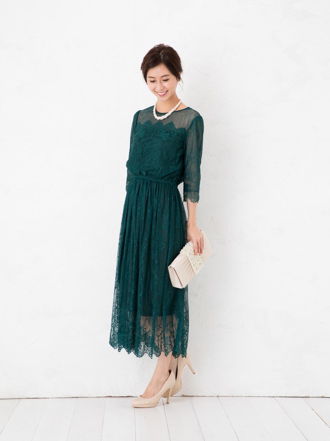 Je super ドレス / Mサイズ (DOC0159)